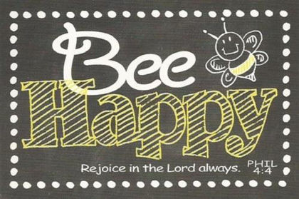 Picture of Bee happy