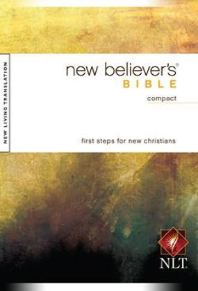 Picture of NLT New Believers bible compact