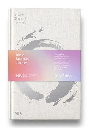 Picture of NIV Bible speaks today bible