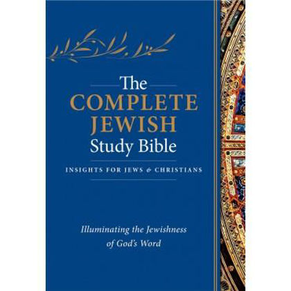 Picture of Complete Jewish Study bible