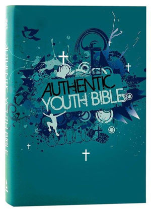Picture of Authentic Youth bible (ERV) Teal