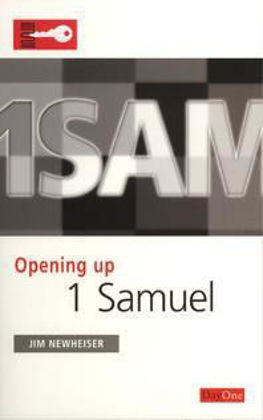 Picture of Opening up 1 Samuel