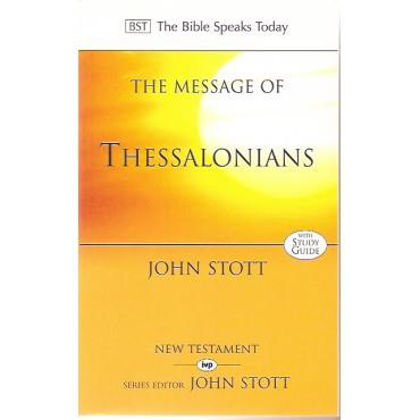 Picture of BST: Message of Thessalonians