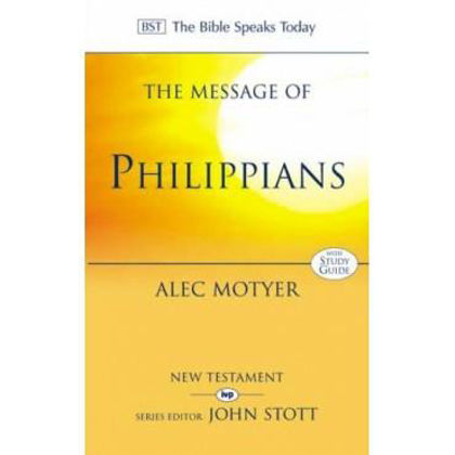Picture of BST: Message of Philippians