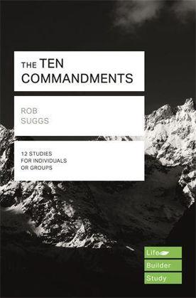 Picture of Ten commandments (Lifebuilder)
