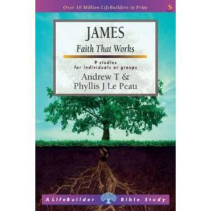 Picture of James - Faith that works (Lifebuilder)