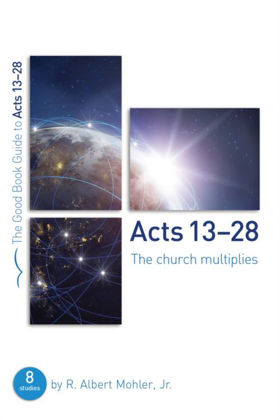 Picture of Acts 13-28 Bible study guide