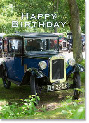 Picture of Blue Austin 7
