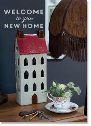 Picture of Ceramic model house