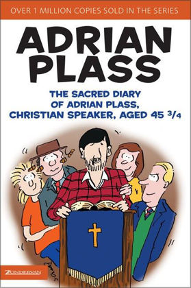 Picture of Sacred diary of Adrian Plass Christian Speaker