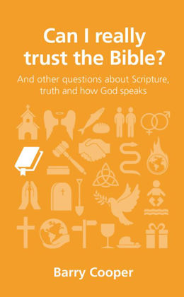 Picture of Can I really trust the bible?