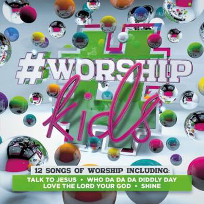 Picture of #Worship Kids