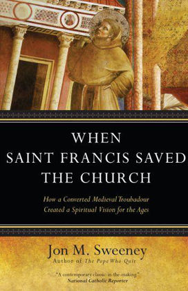 Picture of When St Francis saved the church
