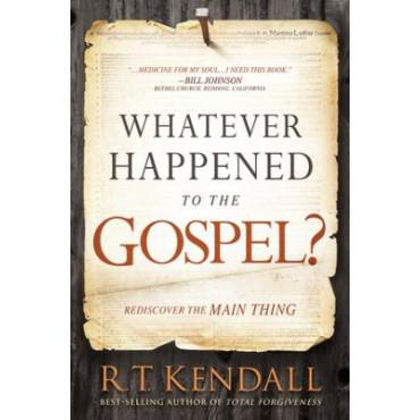 Picture of Whatever happened to the gospel