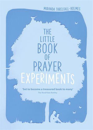 Picture of Little book of prayer experiments
