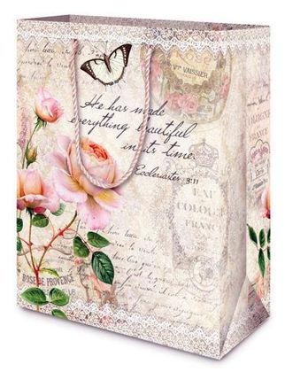 Picture of Vintage Rose - Gift bag