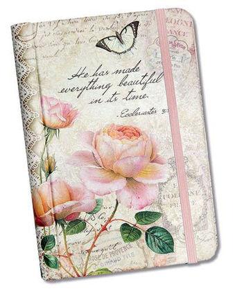 Picture of Vintage Rose - Address book