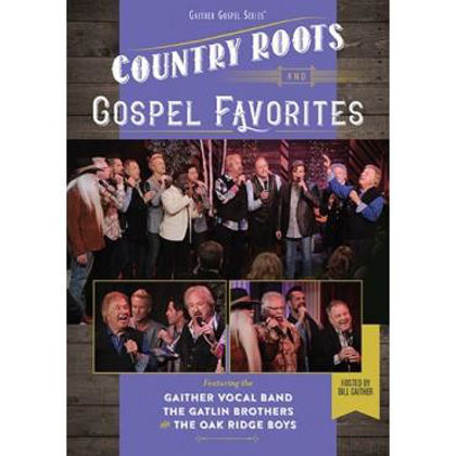 Picture of Country roots and gospel favourites