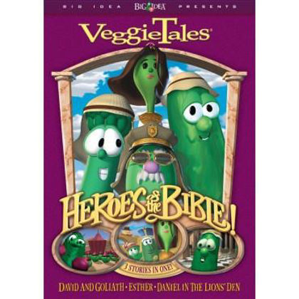 Picture of Heroes of the bible vol 1