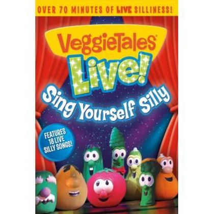 Picture of Veggietales Live! Sing yourself silly