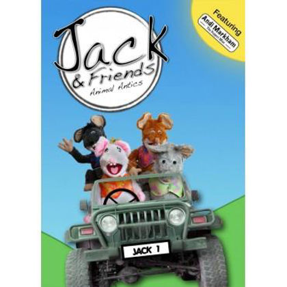 Picture of Animal Antics (Jack and friends)