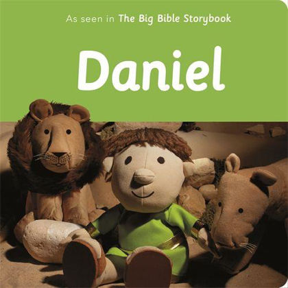 Picture of Daniel (Big bible storybook)