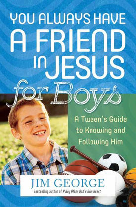 Picture of You always have a friend in Jesus Boys