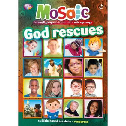 Picture of Mosaic: God rescues