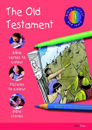Picture of Bible colour and learn: 01 Old Testament