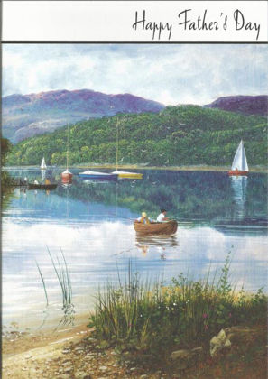 Picture of Sailing on Lake