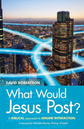 Picture of What would Jesus post?