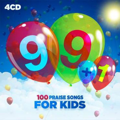 Picture of 100 praise songs for kids