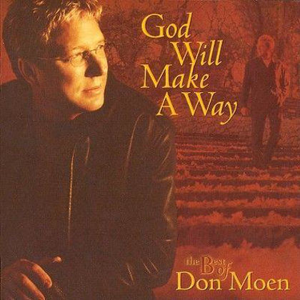 Picture of God will make a way - Best of Don Moen