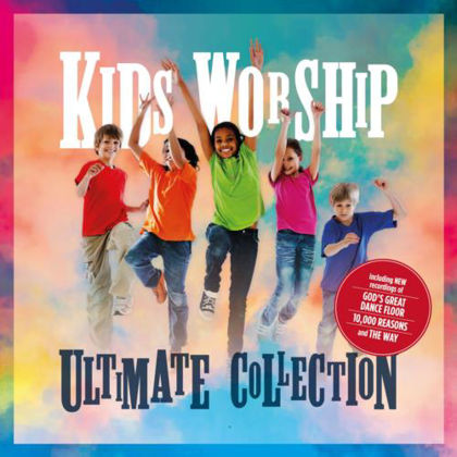 Picture of Kids Worship - Ultimate Collection