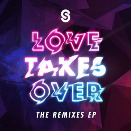 Picture of Love comes down - the remixes