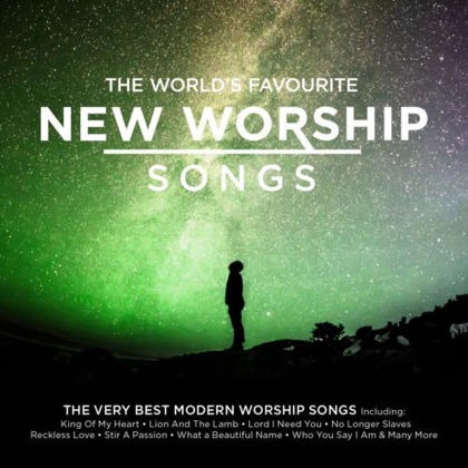 Picture of World's Favourite New Worship Songs The