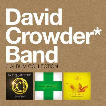 Picture of 3 Album collection - David Crowder Band