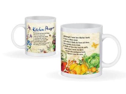 Picture of Kitchen prayer mug