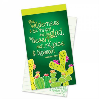 Picture of Notepad: The wilderness