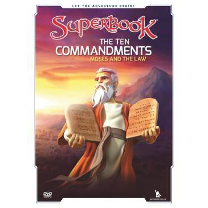 Picture of Ten Commandments The