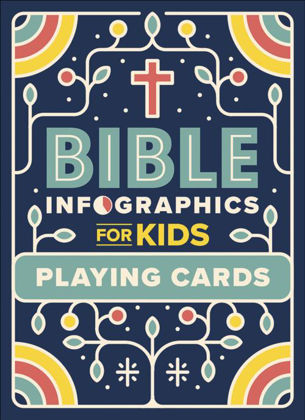 Picture of Bible infographics playing cards