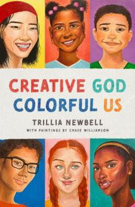 Picture of Creative God, colorful us