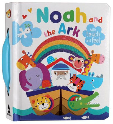 Picture of Noah and the ark with touch and feel