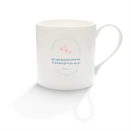 Picture of Lord bless and keep mug (Calm range)