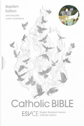 Picture of ESV-CE Catholic Bible, Anglicized Baptism Edition