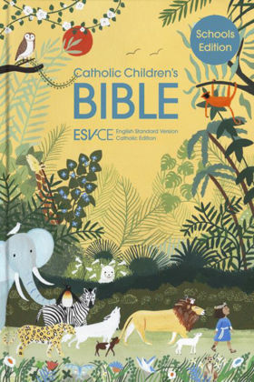 Picture of ESV-CE Catholic Bible, Anglicized Schools' Edition