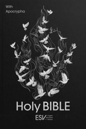 Picture of Holy Bible with Apocrypha, Anglicized ES