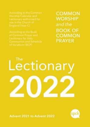 Picture of Common Worship Lectionary 2022 Spiral Bound