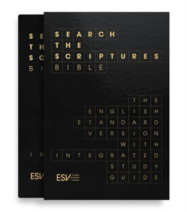 Picture of ESV Search the Scriptures Bible