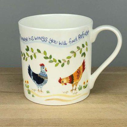 Picture of Under His wings mug